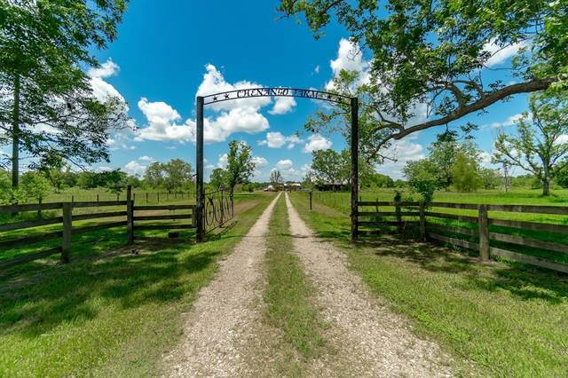 1516 County Road 34, Angleton, TX 77515 (MLS #18955814) :: TEXdot Realtors, Inc.