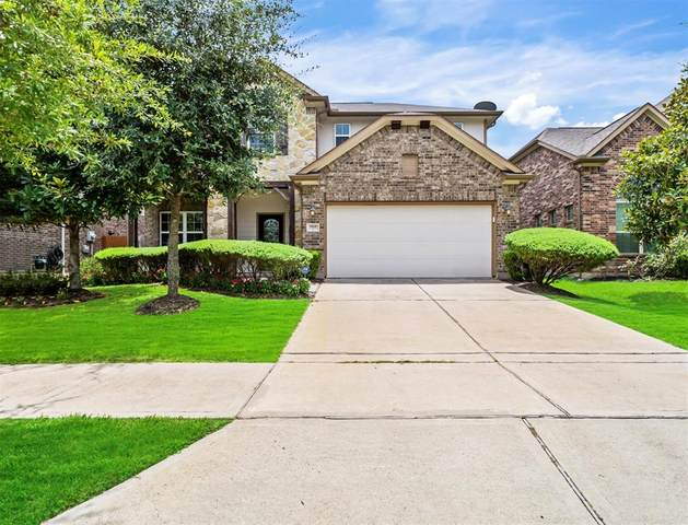 7010 Stevenson Drive, Missouri City, TX 77459 (MLS #18958059) :: The Heyl Group at Keller Williams
