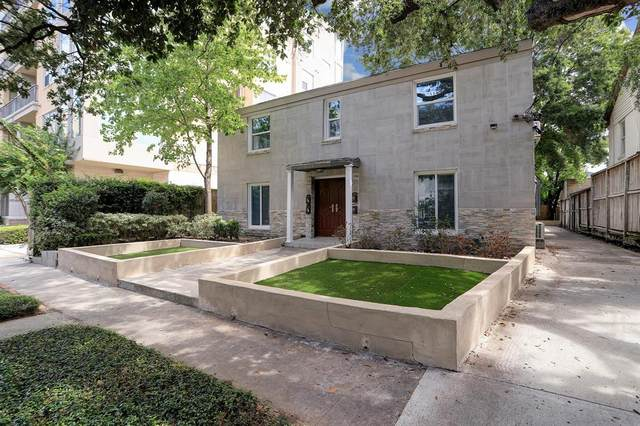 2621 Peckham Street, Houston, TX 77098 (MLS #18969396) :: The Bly Team