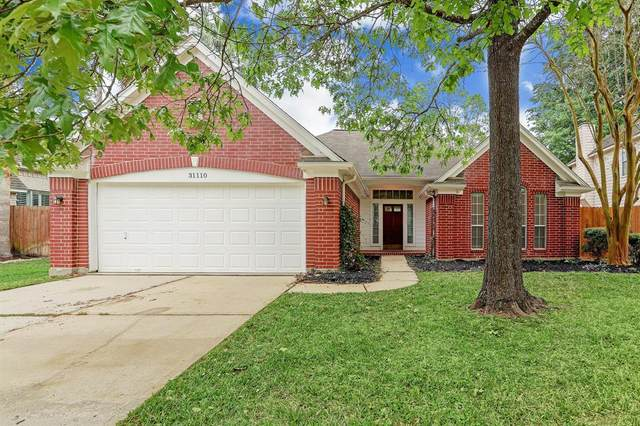 31110 Baker Lake Drive, Spring, TX 77386 (MLS #18972447) :: The Parodi Team at Realty Associates