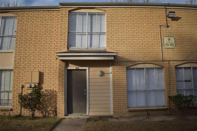 6200 W Tidwell Road #1402, Houston, TX 77092 (MLS #18973123) :: The Sansone Group