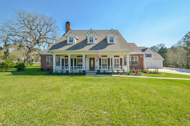 14519 Wildwood Circle, Magnolia, TX 77354 (MLS #18977582) :: Giorgi Real Estate Group