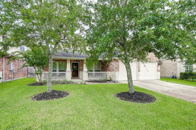 2405 Canyon Springs, Pearland, TX 77584 (MLS #18981493) :: Giorgi Real Estate Group