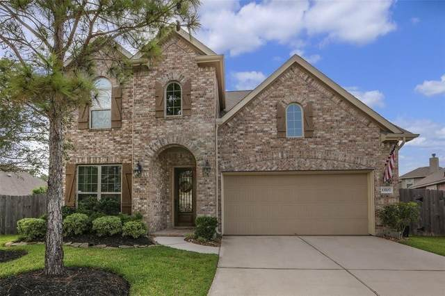 13707 Slate Mountain Lane, Houston, TX 77044 (MLS #18982142) :: Caskey Realty