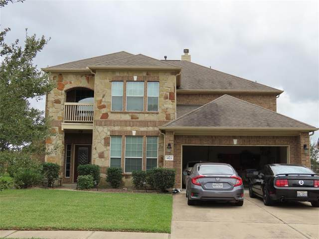 9523 Emerald Lakes Drive, Rosharon, TX 77583 (MLS #18982300) :: The Freund Group