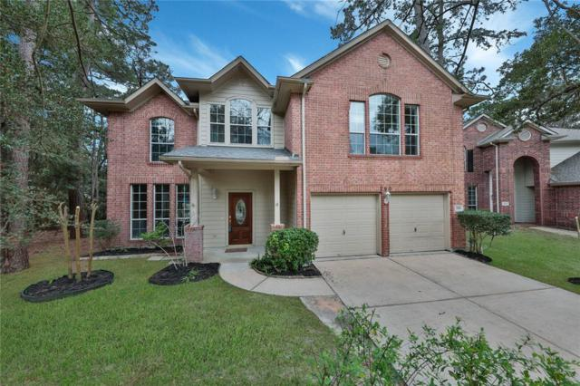 290 Misty Dawn Court, The Woodlands, TX 77385 (MLS #19003993) :: Texas Home Shop Realty