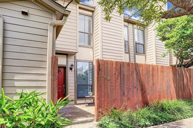1201 Mcduffie Street #169, Houston, TX 77019 (MLS #19007098) :: Krueger Real Estate