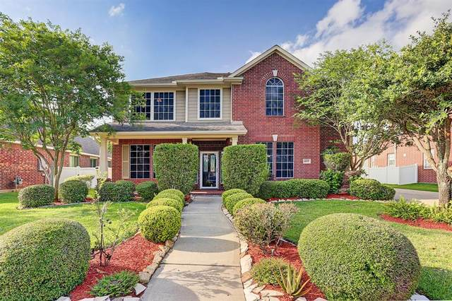 4205 Pine Mill Court, Pearland, TX 77584 (MLS #19014428) :: NewHomePrograms.com LLC