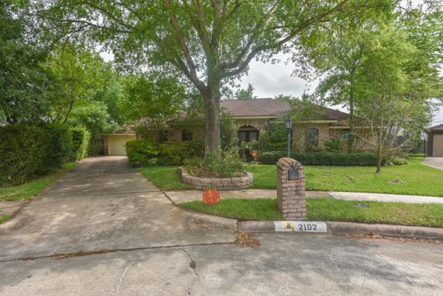 2102 Maplegate Drive, Missouri City, TX 77489 (MLS #19019476) :: The Home Branch