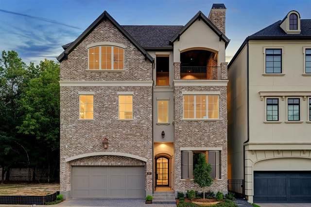 107 Memorial Parkview Drive, Houston, TX 77024 (MLS #19041798) :: Keller Williams Realty