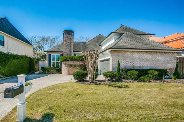 1246 Trace Drive, Houston, TX 77077 (MLS #19041945) :: Michele Harmon Team