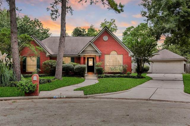 19819 Bambiwoods Court, Humble, TX 77346 (MLS #19044128) :: Lerner Realty Solutions