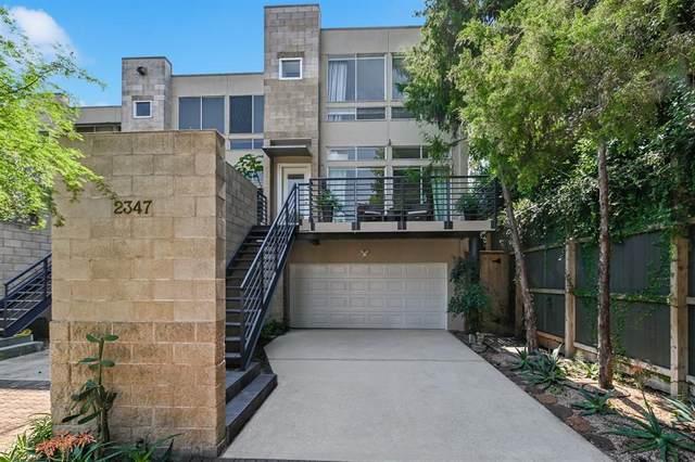 2347 Bartlett Street, Houston, TX 77098 (MLS #19076769) :: Texas Home Shop Realty