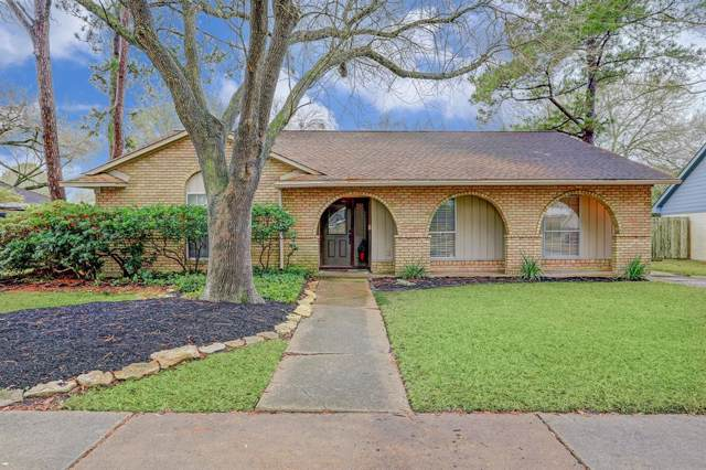 15718 Diana Lane, Houston, TX 77062 (MLS #19089153) :: The SOLD by George Team