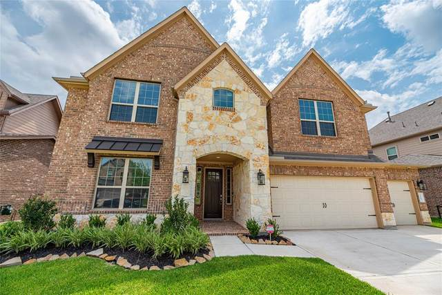 3507 Hagerman Fossil Court, Katy, TX 77494 (MLS #19096352) :: The SOLD by George Team