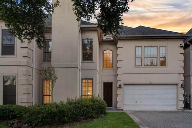 2525 Nantucket Drive #3, Houston, TX 77057 (MLS #19100694) :: Green Residential