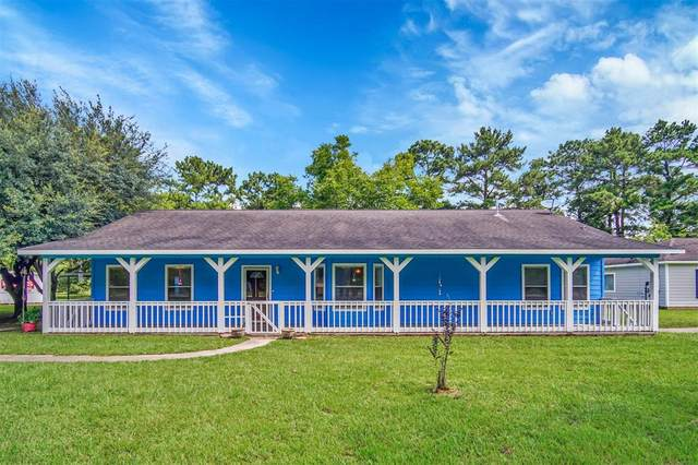 142 County Road 2234 2, Cleveland, TX 77327 (MLS #19113807) :: The Home Branch