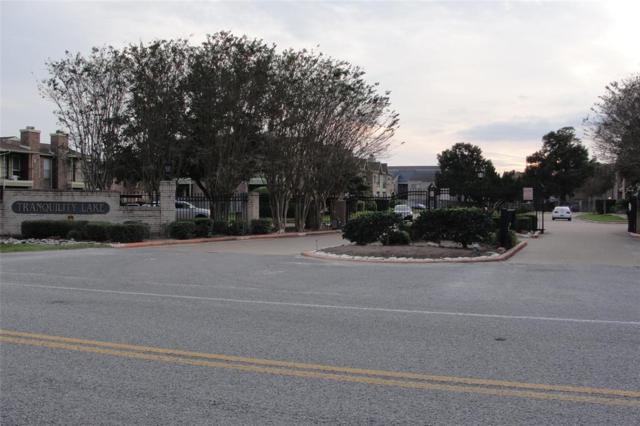 18800 Egret Bay Boulevard #807, Webster, TX 77058 (MLS #19116723) :: Giorgi Real Estate Group