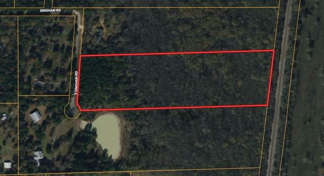 0 South Gingham Road, Montgomery, TX 77356 (MLS #19121373) :: Area Pro Group Real Estate, LLC