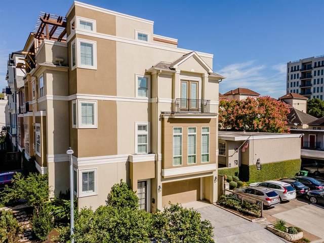 2422 Mimosa Drive, Houston, TX 77019 (MLS #19124639) :: Ellison Real Estate Team