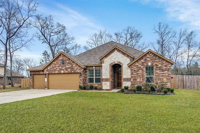 9159 White Tail Drive, Conroe, TX 77303 (MLS #19133839) :: My BCS Home Real Estate Group