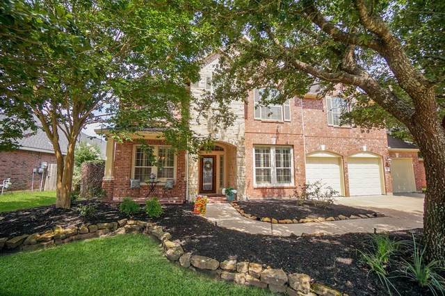 2603 Firecrest Drive, Katy, TX 77494 (MLS #19159711) :: The Bly Team