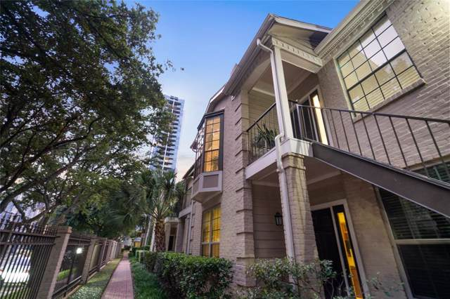 2700 Revere Street #138, Houston, TX 77098 (MLS #19177212) :: Caskey Realty