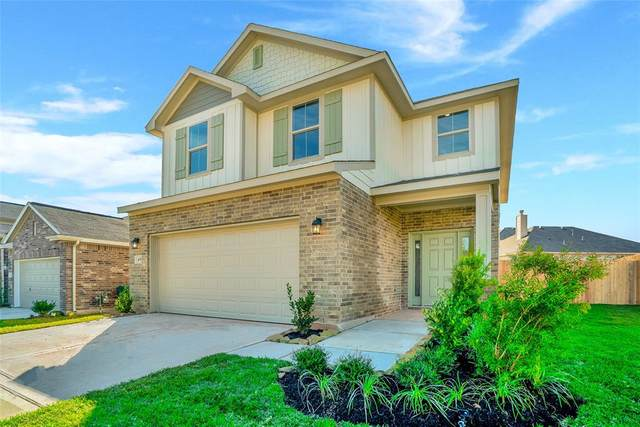 449 Terra Vista Circle, Montgomery, TX 77356 (MLS #19179190) :: The Queen Team