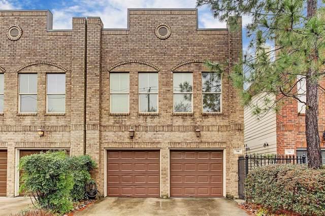 708 E 20th Street, Houston, TX 77008 (MLS #19189859) :: The Jennifer Wauhob Team