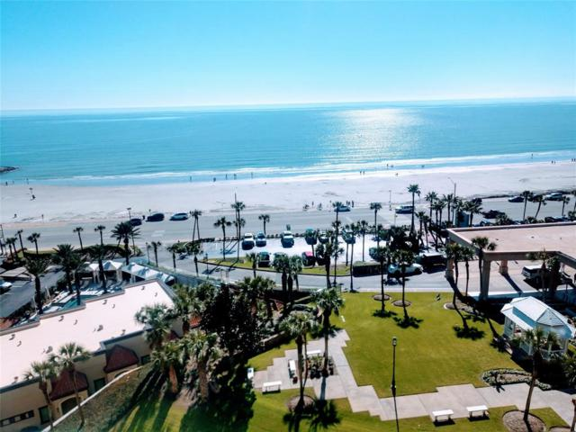 5220 Seawall Boulevard 837A, Galveston, TX 77551 (MLS #19226317) :: Fairwater Westmont Real Estate