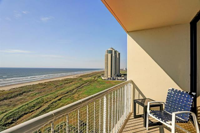 1401 E Beach Drive #1109, Galveston, TX 77550 (MLS #19246667) :: Caskey Realty
