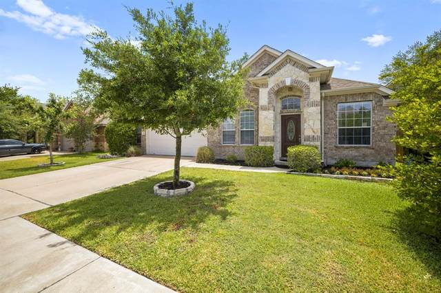 11605 Sun Glass Drive, Manor, TX 78653 (MLS #19269428) :: The SOLD by George Team
