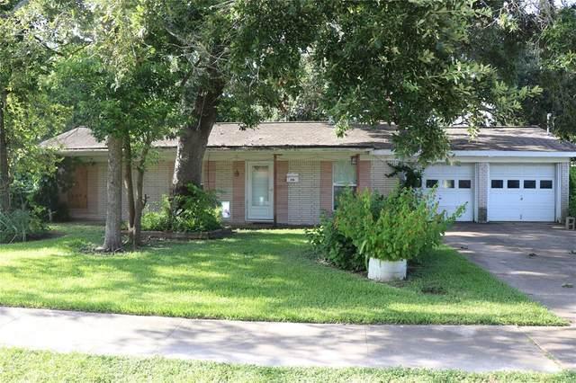 316 Hargett Street, Clute, TX 77531 (MLS #19284133) :: Rachel Lee Realtor