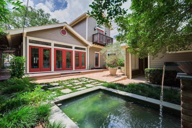 1617 Fairview Avenue, Houston, TX 77006 (MLS #19285957) :: The Heyl Group at Keller Williams