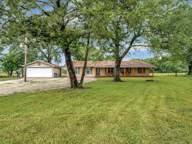 1482 S State Highway 94, Groveton, TX 75845 (MLS #19291925) :: The Freund Group