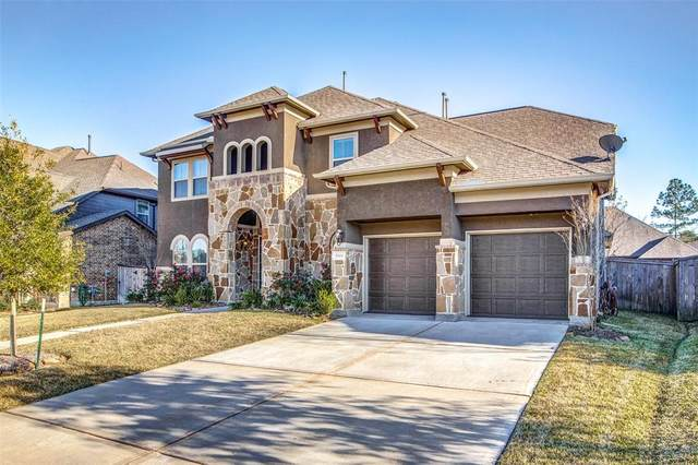 5906 Fairway Shores Lane, Kingwood, TX 77365 (MLS #19323548) :: Connect Realty
