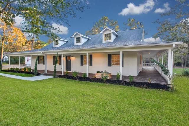 19415 Indigo Lake Drive, Magnolia, TX 77355 (MLS #19332785) :: TEXdot Realtors, Inc.