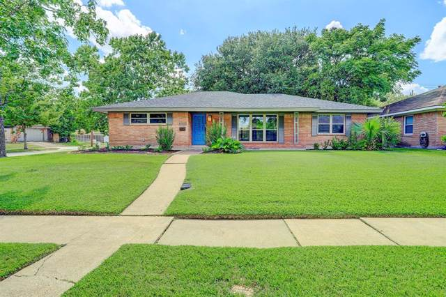 11010 Burdine Street, Houston, TX 77096 (MLS #19348770) :: NewHomePrograms.com LLC