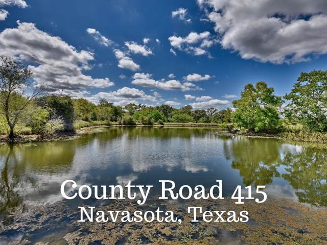 0 County Road 415, Navasota, TX 77868 (MLS #19348807) :: The Heyl Group at Keller Williams