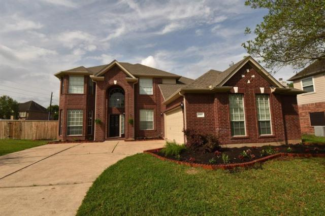 1303 Summer Forest Drive, Sugar Land, TX 77479 (MLS #19367792) :: The SOLD by George Team