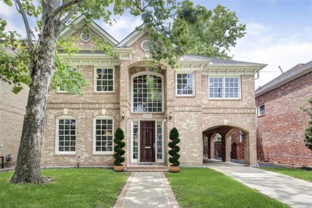 3805 Southwestern Street, West University Place, TX 77005 (MLS #19370925) :: Texas Home Shop Realty