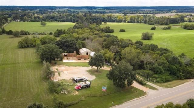 17996 Highway 105 E, Plantersville, TX 77363 (MLS #19397007) :: The Jennifer Wauhob Team