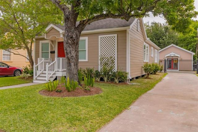 1136 Dorothy Street, Houston, TX 77008 (MLS #19423923) :: Texas Home Shop Realty