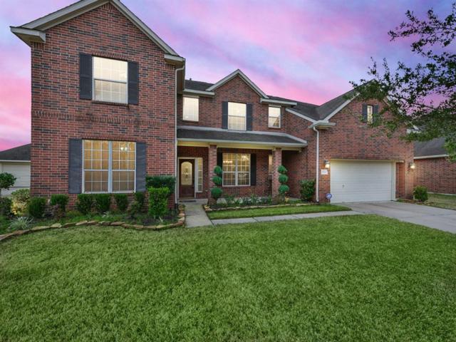 13806 Sutherland Spring Lane, Rosharon, TX 77583 (MLS #19447886) :: The Heyl Group at Keller Williams