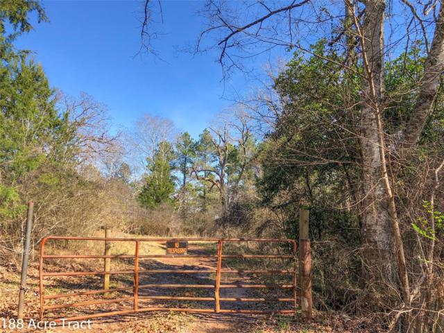 188 Ac Cr 4221, Jacksonville, TX 75766 (MLS #19448577) :: Green Residential