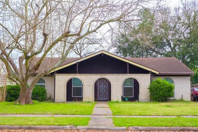 10122 Sageroyal Lane, Houston, TX 77089 (MLS #19455736) :: The Jill Smith Team