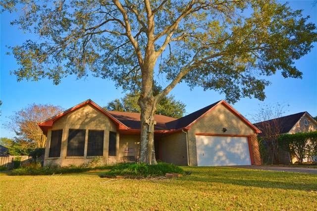 807 Forest Oaks Lane, Pearland, TX 77584 (MLS #19457846) :: The SOLD by George Team