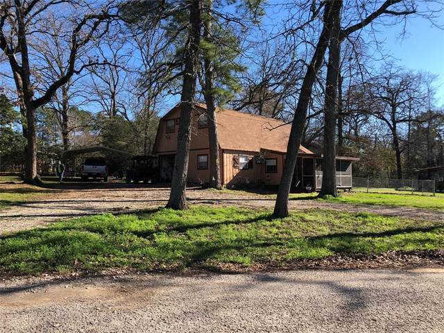 213 Cove View Drive, Trinity, TX 75862 (MLS #19478026) :: The Bly Team