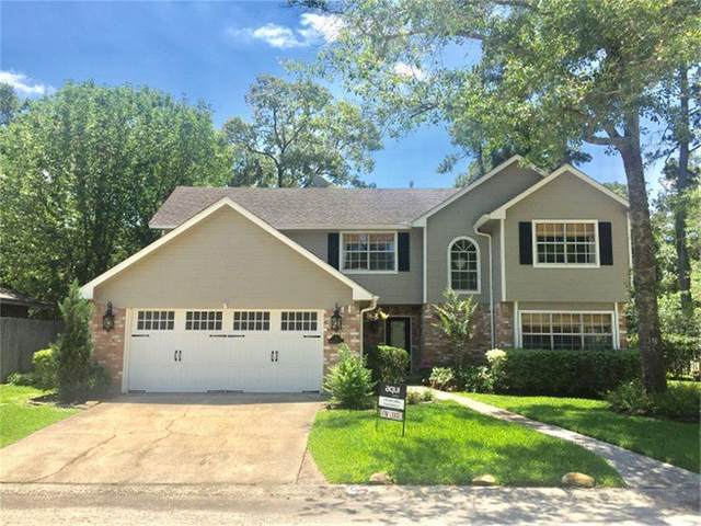 5 Whitebrush, The Woodlands, TX 77380 (MLS #19483232) :: The SOLD by George Team