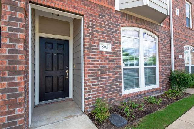 305 Holleman Drive E #802, College Station, TX 77840 (MLS #19487559) :: Keller Williams Realty